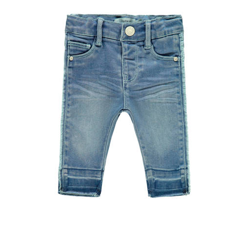 NAME IT BABY skinny jeans light denim