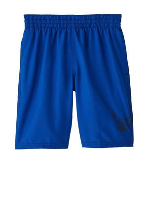 zwemshort Mash up kobaltblauw/marine