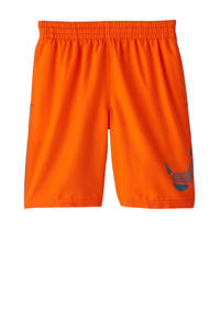 Nike zwemshort Mash up oranje/petrol, Oranje/petrol