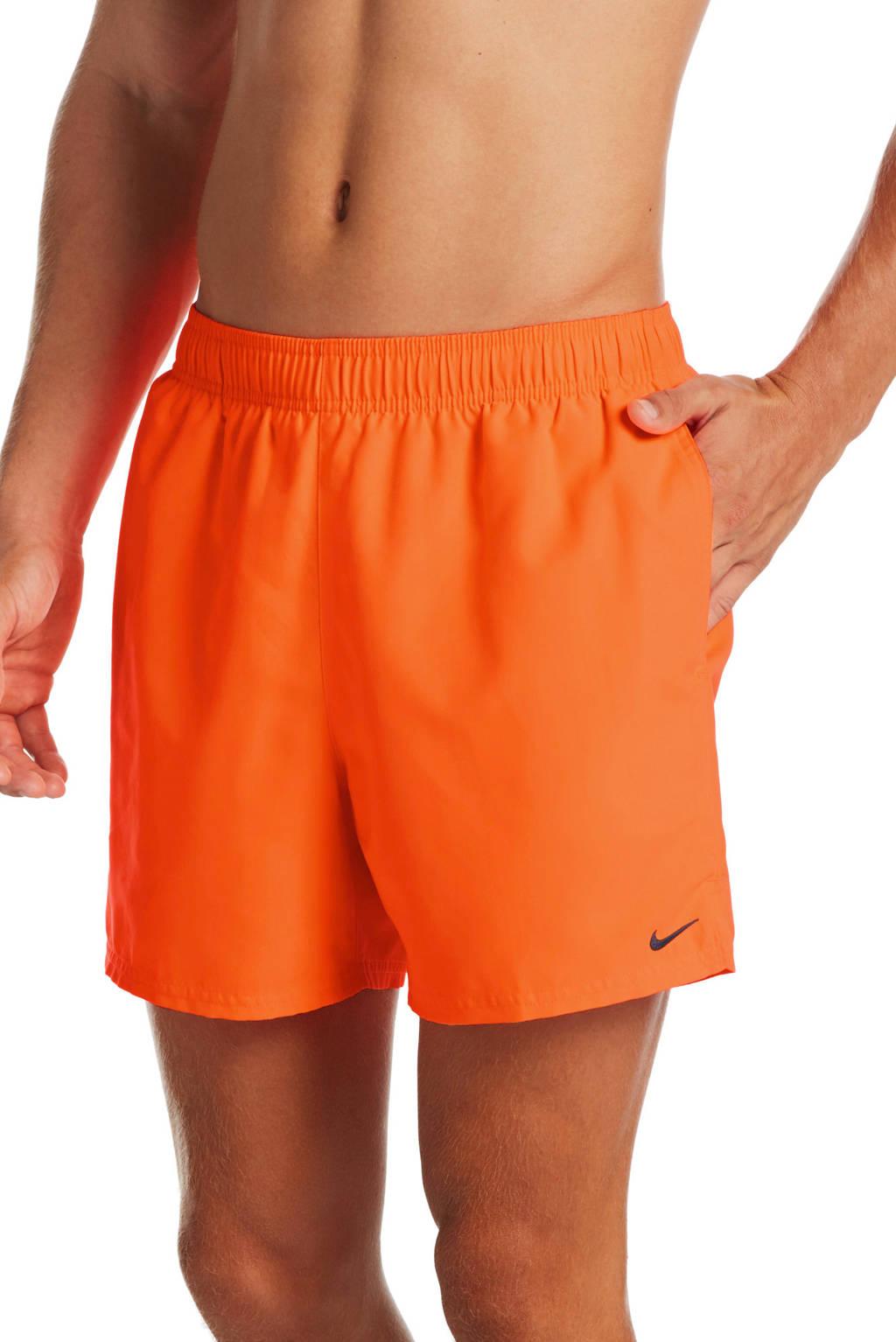 Nike zwemshort Essential oranje, Oranje