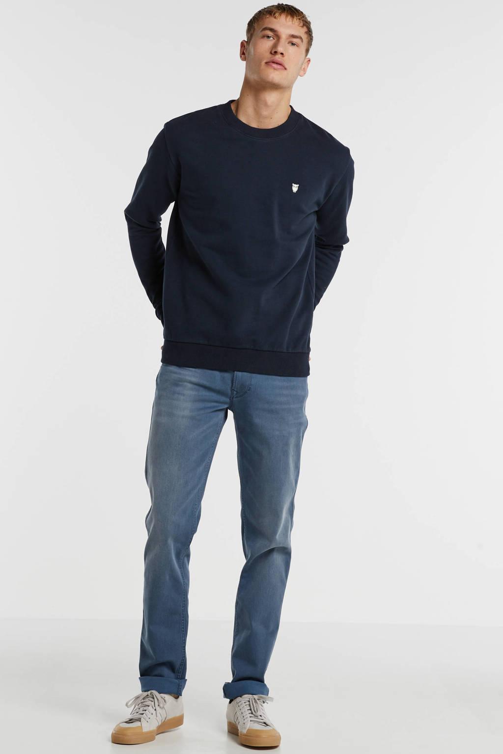 PME Legend regular fit jeans Nightflight blauw, Blauw