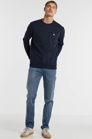 regular fit jeans Nightflight blauw