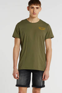 PME Legend T-shirt groen, Groen