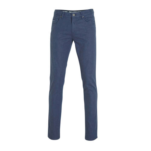 PME Legend straight fit jeans Nightflight donkerbl