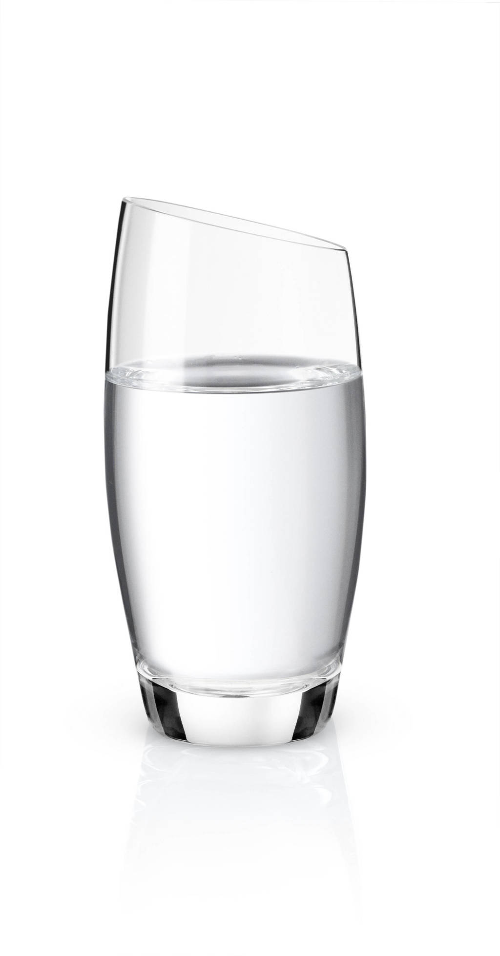Eva Solo waterglas 21 cl, Transparant