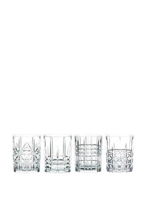 whiskyglas Highland - set van 4
