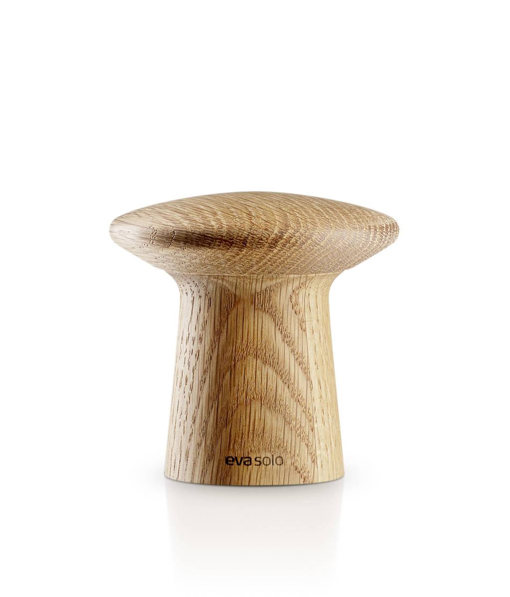 Eva Solo Zout of Peper Molen Oak 7.5 cm, Houtkleurig
