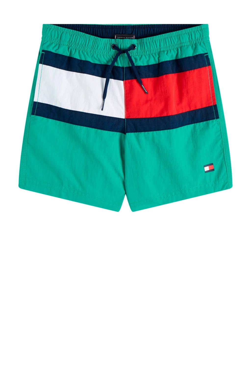 Tommy Hilfiger zwemshort turquoise, Turquoise