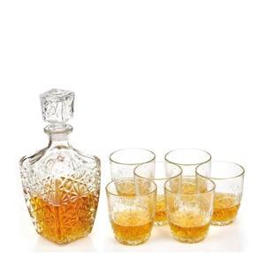 whisky set Dedalo (7-delig)