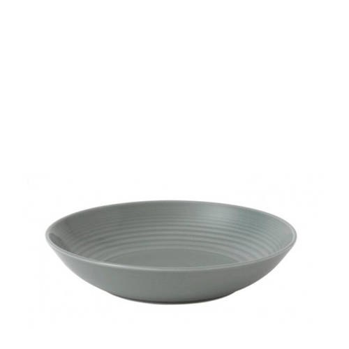 Royal Doulton Gordon Ramsay Maze (servies), Pastabord 24cm dark grey