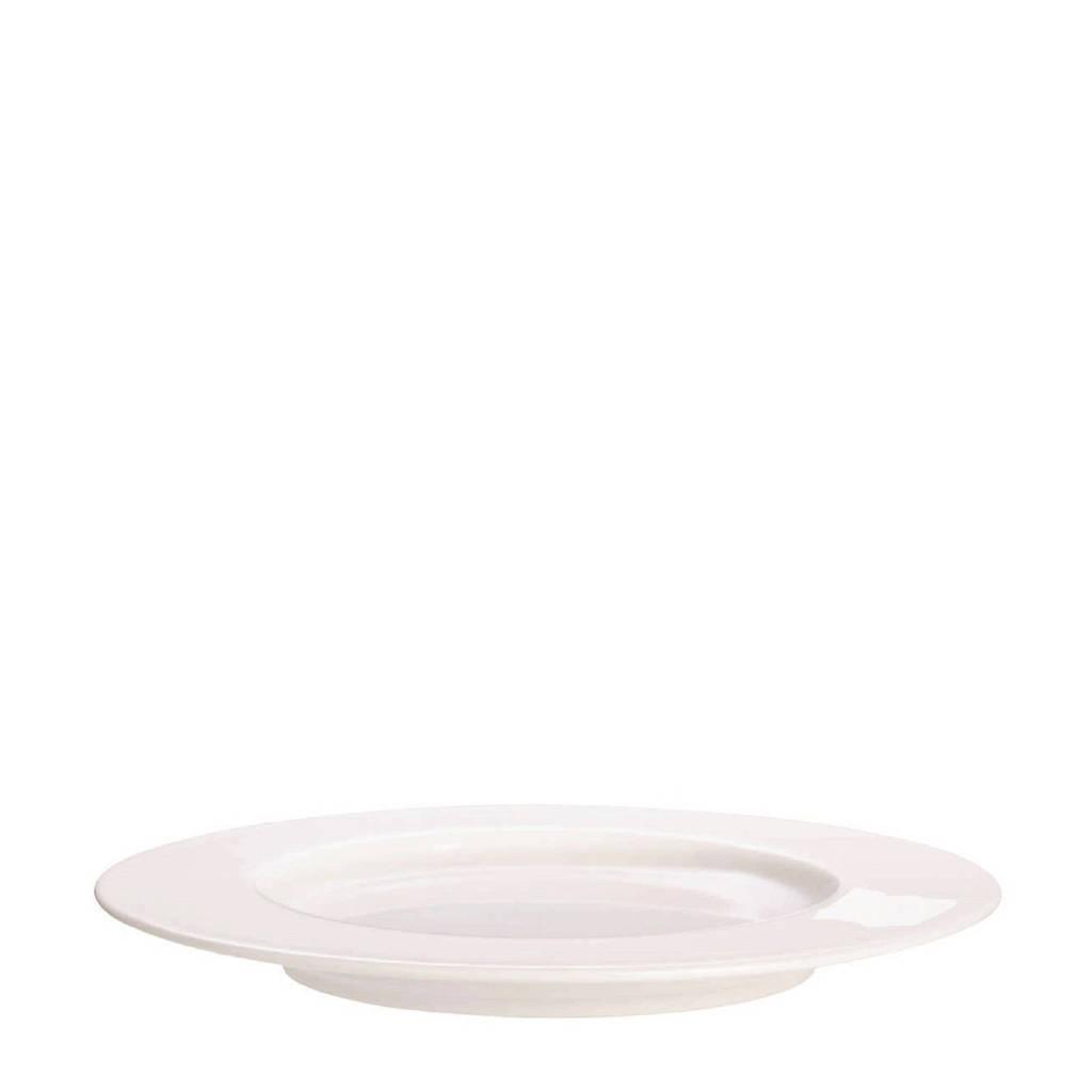 ASA Selection gebaksbordje A Table (Ø18 cm), Wit