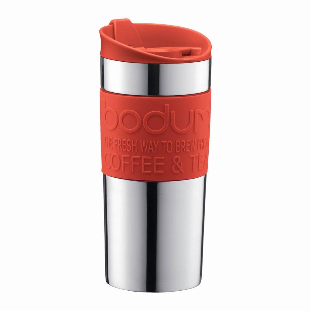 Bodum thermosbeker Travel Mug (0.35 liter), Rood