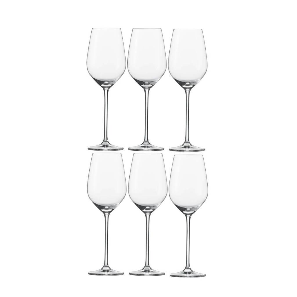 Schott Zwiesel witte wijnglas Fortissimo - set van 6, Transparant