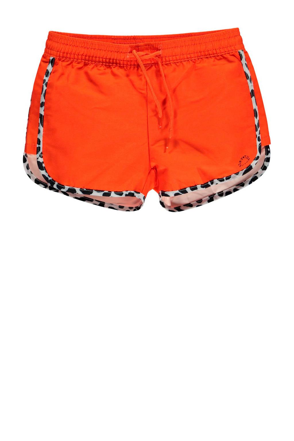 Tumble 'n Dry zwemshort Szu oranje, Oranje