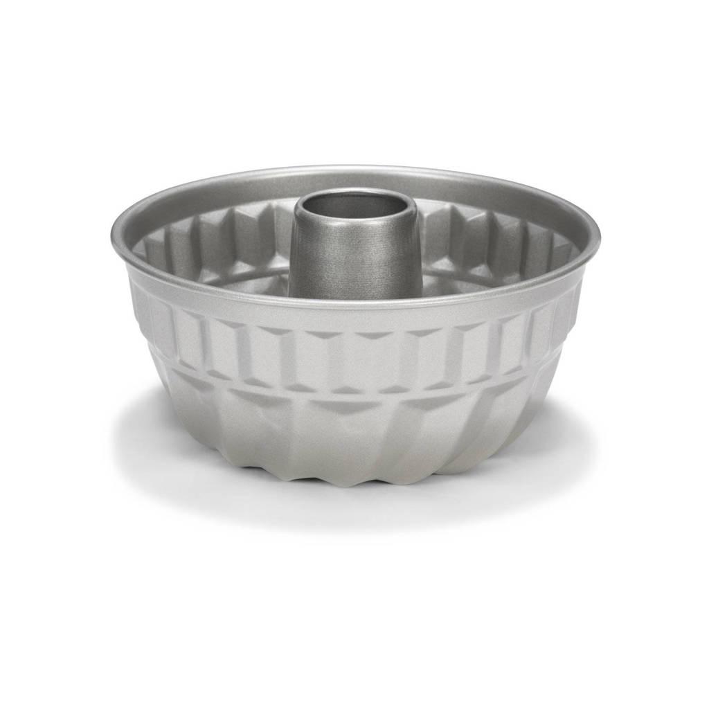 Patisse tulbandvorm Silver Top  Ø22 cm, Zilverkleurig