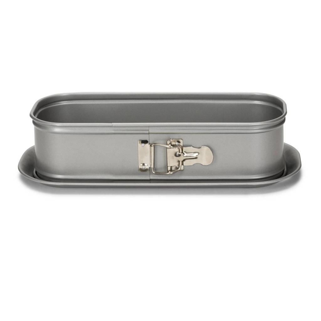 Patisse Springvorm Silver Top 30 cm, Zilverkleurig