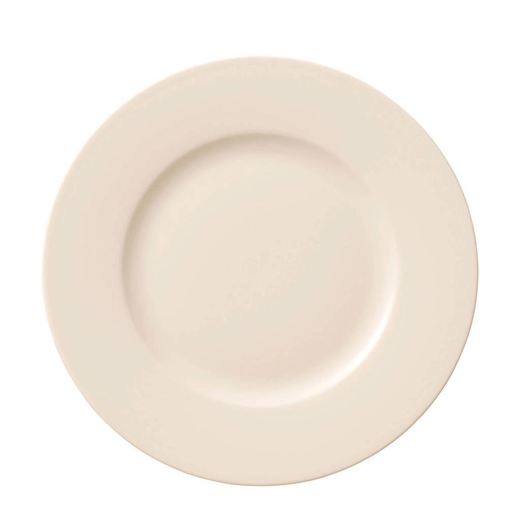 Villeroy & Boch ontbijtbord For Me Ø 21,5 cm, Wit