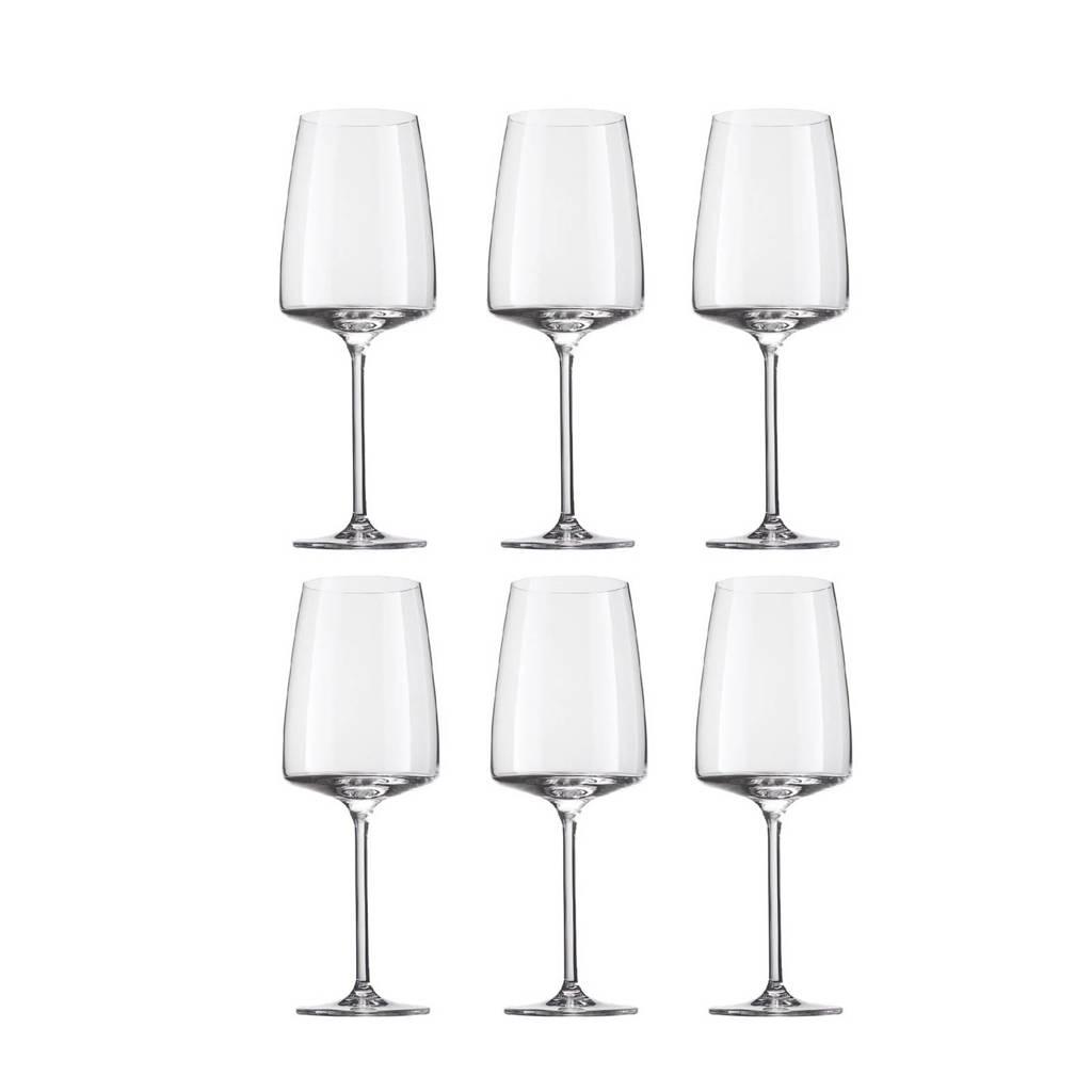 Schott Zwiesel wijnglas Sensa Fruity & Delicate - set van 6, Transparant