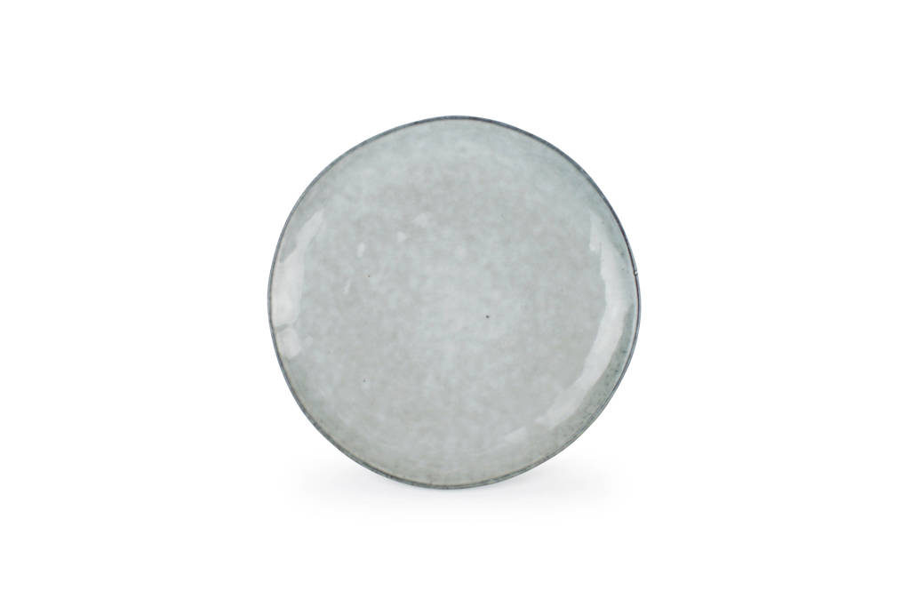 Salt & Pepper ontbijtbord Artisan Coupe (20 cm), Groen