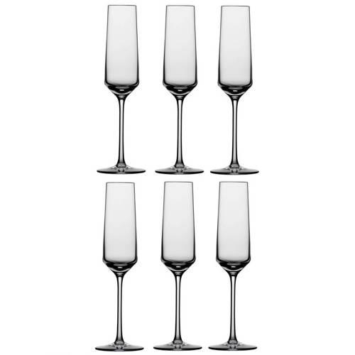 Schott Zwiesel champagneglas Pure - set van 6