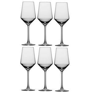 Sauvignon Blanc wijnglas Pure - set van 6