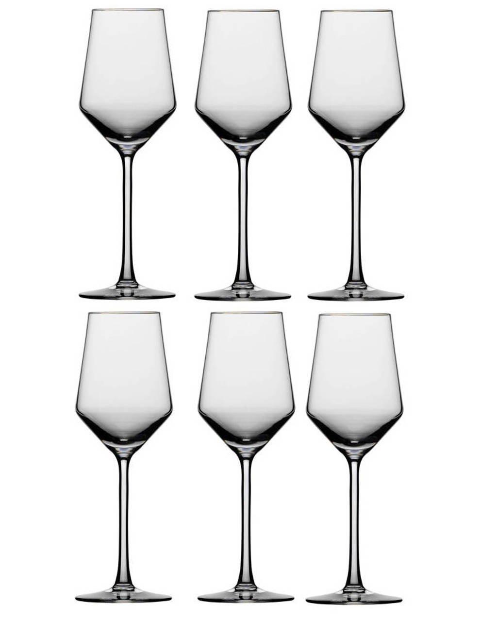 Schott Zwiesel witte wijnglas Pure - set van 6, Transparant