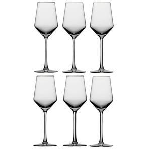 witte wijnglas Pure - set van 6