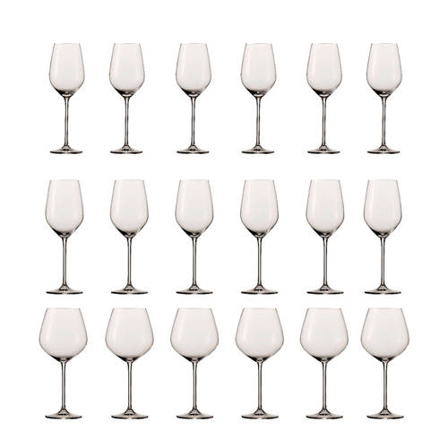 Wehkamp-Schott Zwiesel wijnglasset Fortissimo 18-delig-aanbieding