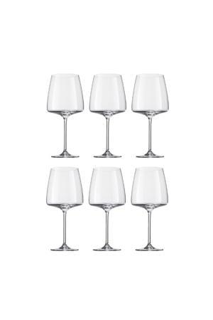 wijnglas Sensa Velvety & Sumptuous - set van 6
