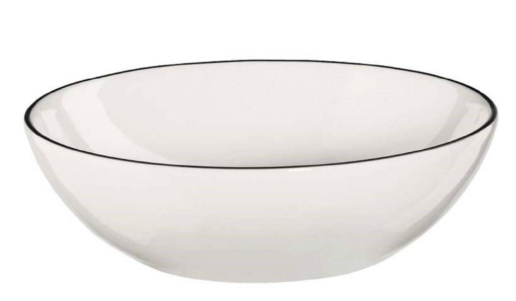 ASA Selection kom A Table Ligne Noire (Ø15.5 cm), 15,5