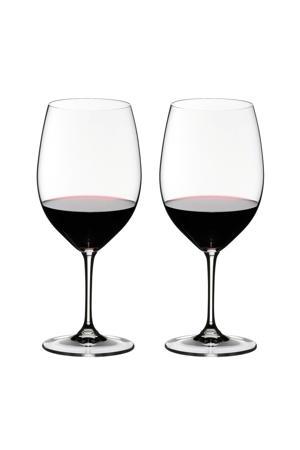 bordeaux Grand Cru wijnglas Vinum 2 stuks