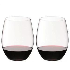 Cabernet / Merlot wijnglas O Wine 2 stuks