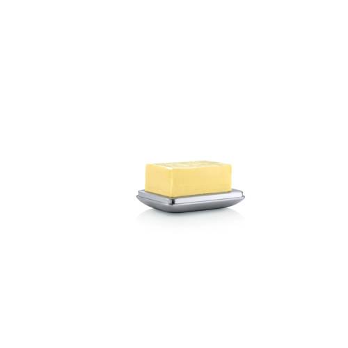 Blomus botervloot Basic mat rvs 125 gram