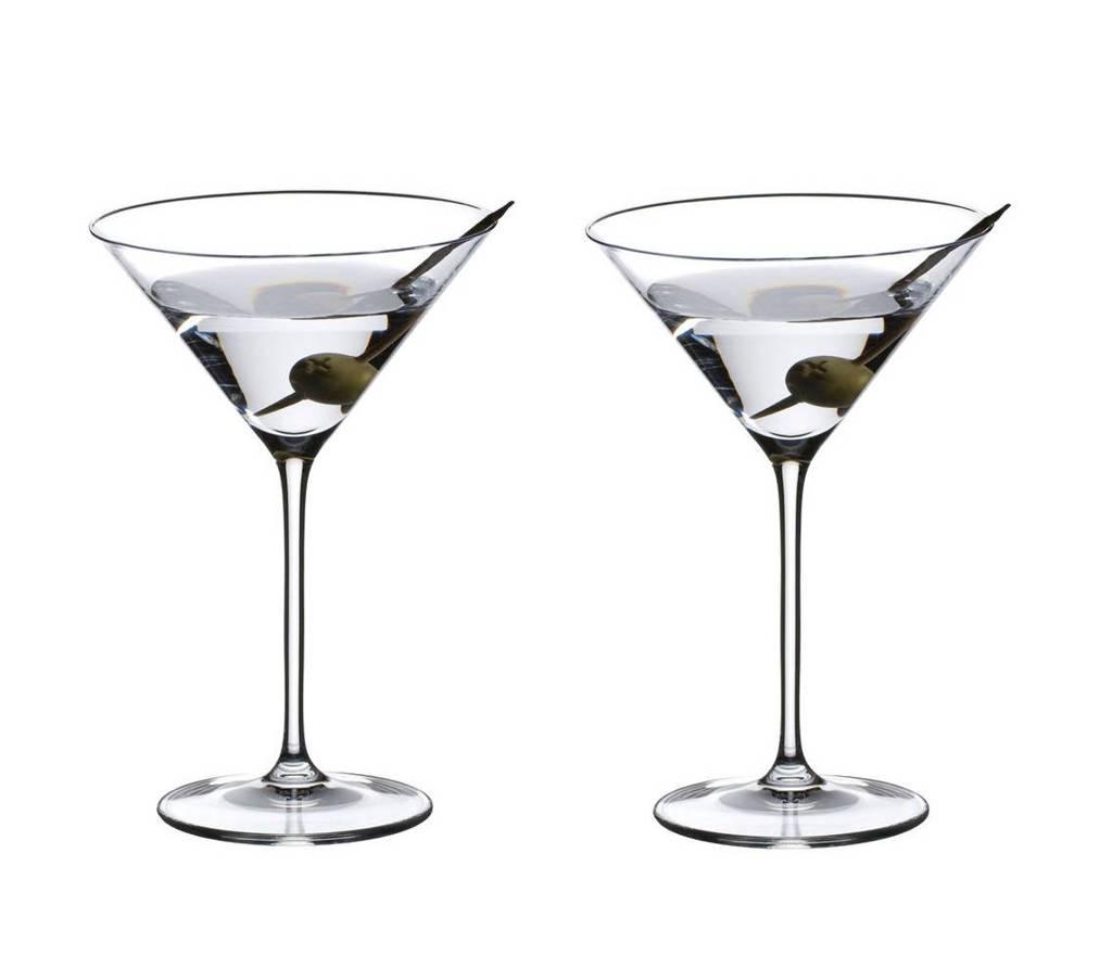 Riedel Martiniglas Xl Vinum 2 stuks, Transparant
