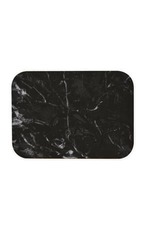 dienblad zwart osmos 40 x 30 cm