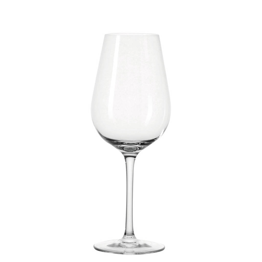 Leonardo witte wijnglazen Tivoli 45 cl 6 stuks, Transparant
