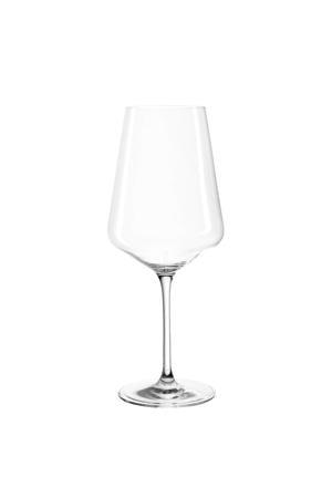 rode wijnglazen Puccini 75 cl 6 stuks