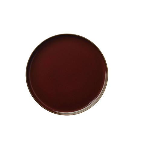 ASA Selection dinerbord Kolibri Rusty Red (??26.5