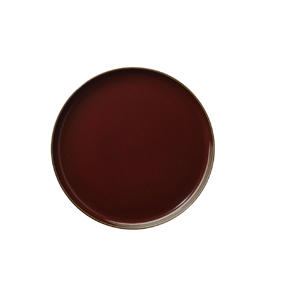 dinerbord Kolibri Rusty Red (Ø26.5 cm)