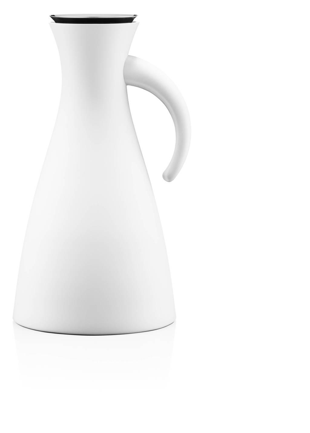 Eva Solo Thermoskan Vacuum Smal Mat 1 liter, Wit