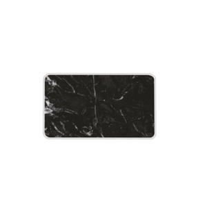 dienblad zwart osmos 28 x 20 cm