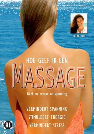 Massage-geef en ervaar ontspanning (DVD)
