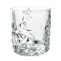 Nachtmann whiskyglas Sculpture - set van 4, Transparant