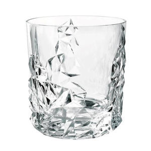 whiskyglas Sculpture - set van 4