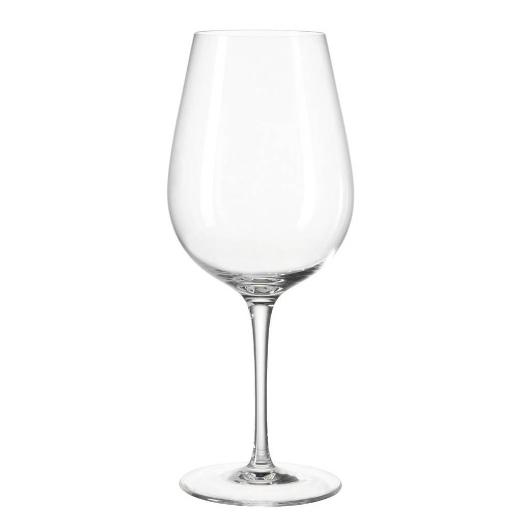 Leonardo rode wijnglazen Tivoli 70 cl 6 stuks, Transparant