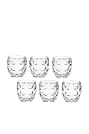 waterglas Venice (340 ml) - set van 6