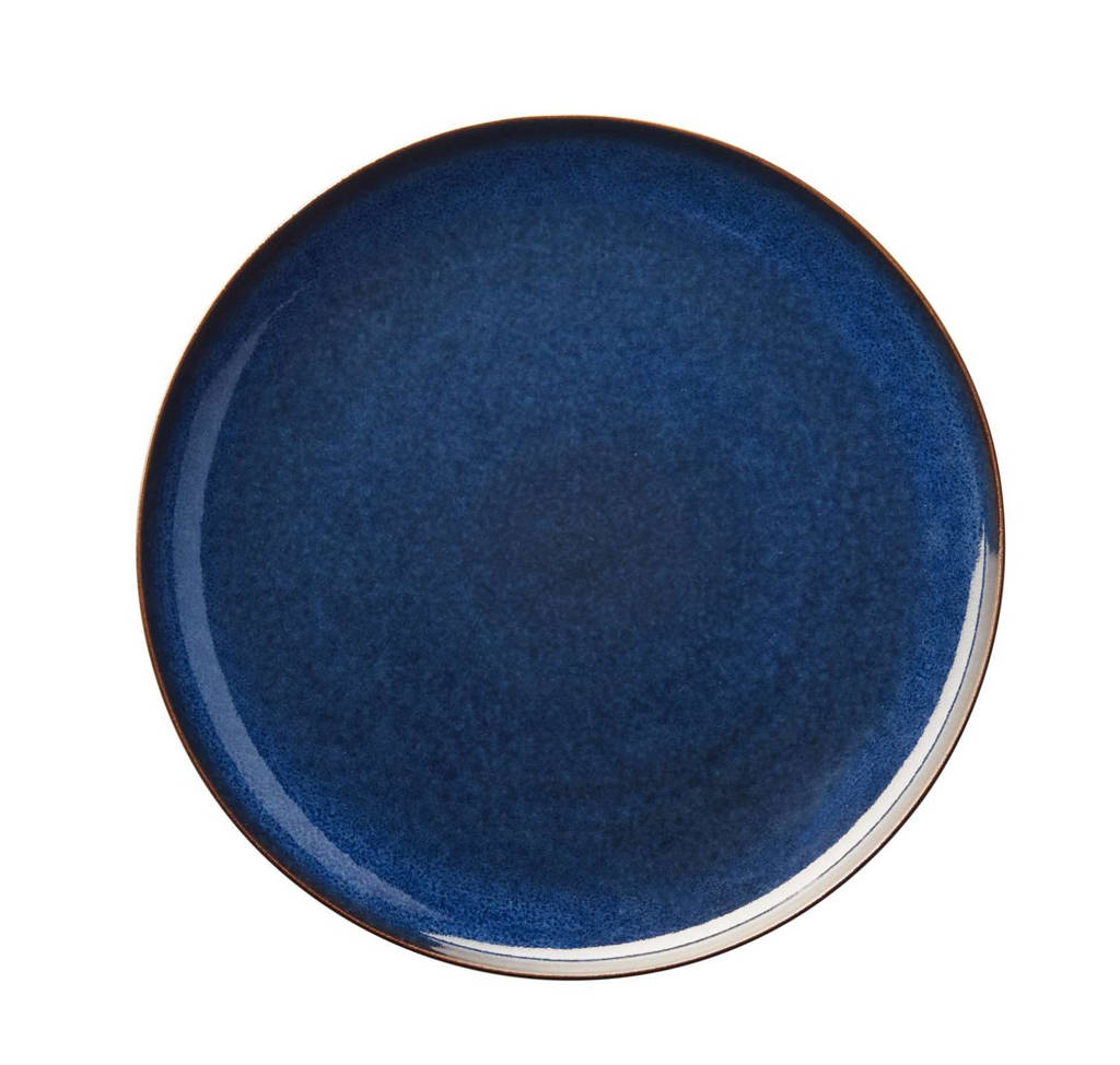 ASA Selection dinerbord Saisons Midnight 26.5 cm, Donkerblauw
