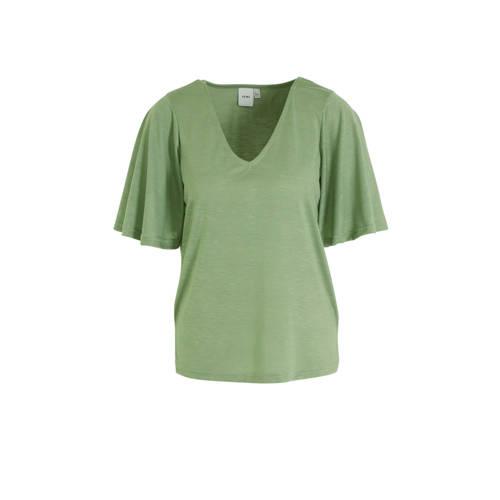 ICHI top groen