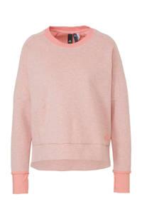 adidas Performance sportsweater roze, Roze