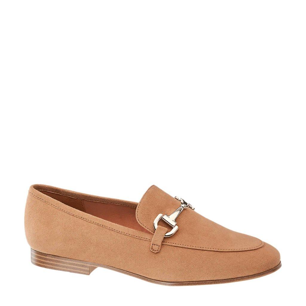 Graceland   loafers camel, Camel/Zand